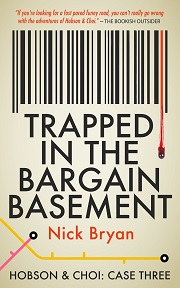 CB - Oct - Trapped in the Bargain Basement