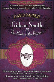 CB - SB - Sep - Gideon Smith and the Mask of the Ripper