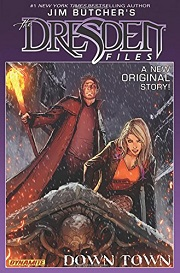 CG - Oct - Jim Butcher's Dresden Files Down Town