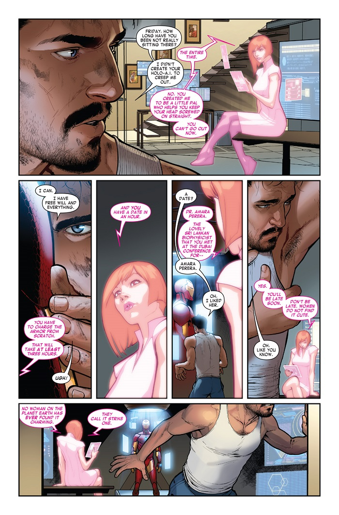 Invincible Iron Man #1 Preview 3