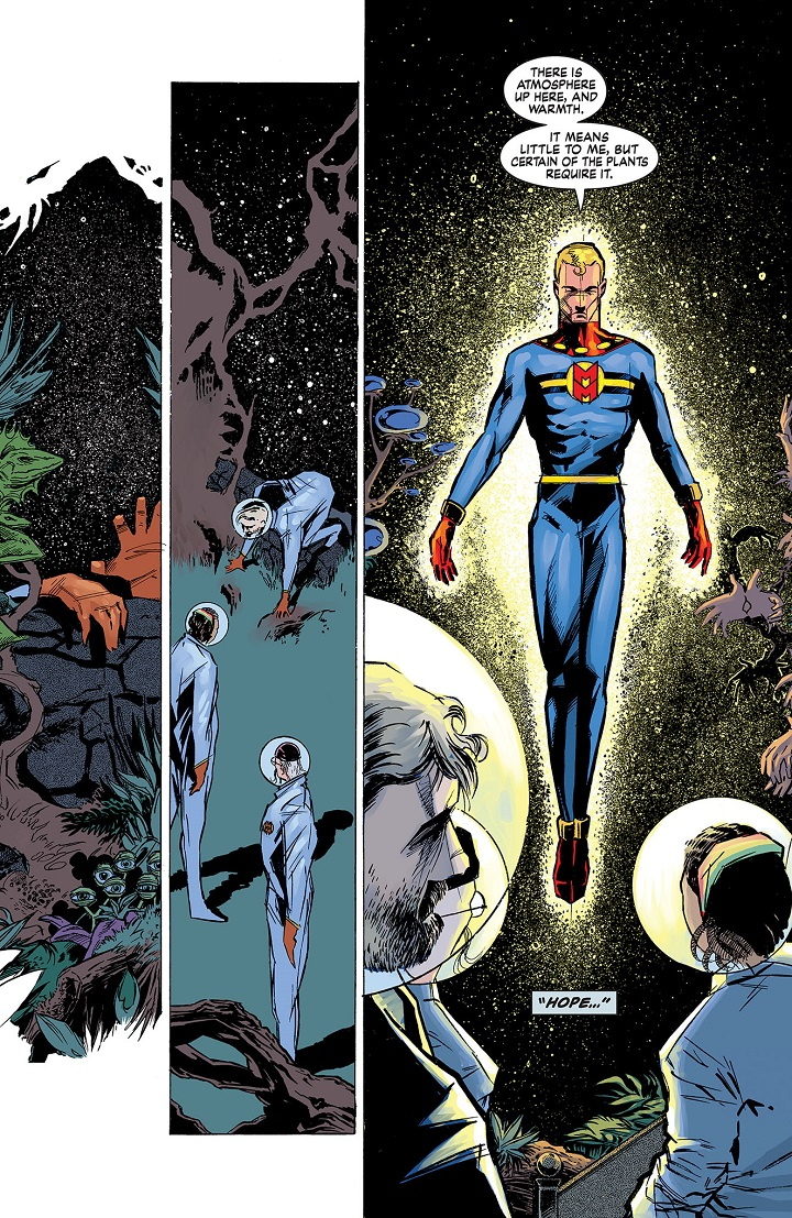 Miracleman #1 Preview Later