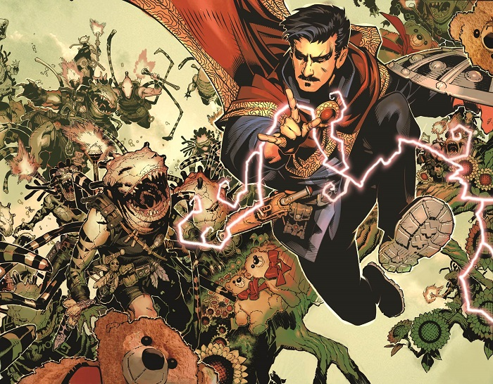 CA - ANAD - Doctor Strange #1 Preview 1