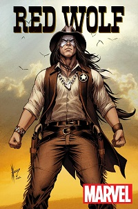 CA - ANAD - Red Wolf #1 Dale Keown Variant