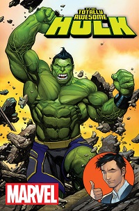 CA - ANAD - Totally Awesome Hulk #1