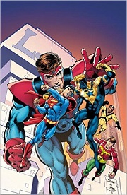 CG - DC - Convergence Infinite Earths Book 2