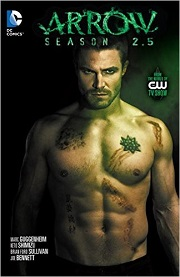 CG - DC - Oct - Arrow Season 2.5