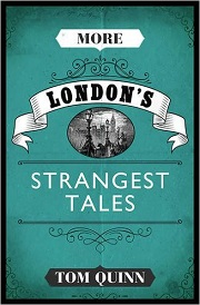 CB NF - Oct - More London's Strangest Tales