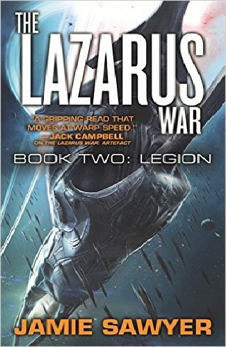 CB - Orbit - May - The Lazarus War Book Two Legion