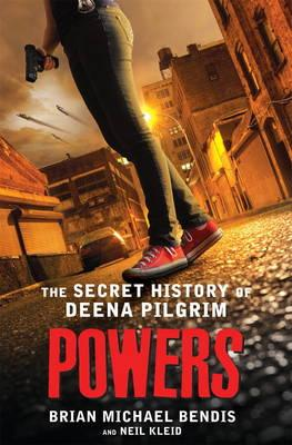 CB - Ti - Mar - Powers The Seret History of Deena Pilgrim