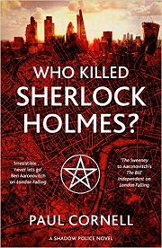 CB - To - May - Who Killed Sherlock Holmes
