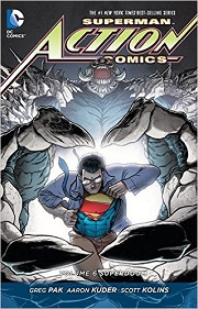 CG - DC - Action Comics