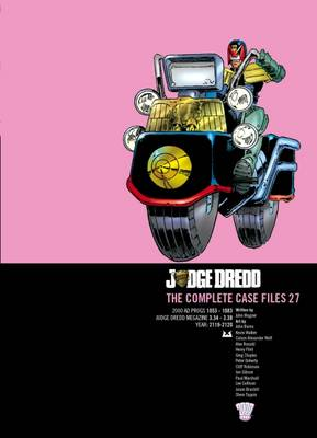 CG - TT - May - Judge Dredd Case Files 27