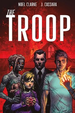 The Troop #1 Cover Joshua Cassara