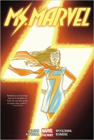 CG - Ma - Apr - Ms Marvel V2 (2nd Series)
