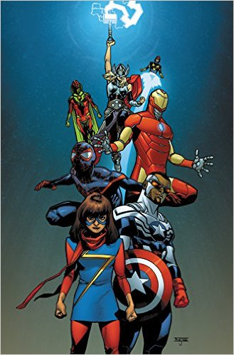 G - Mar - All New, All Different Avengers Vol 1