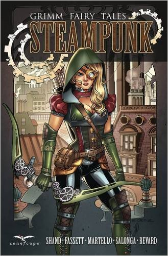 G - Mar - Grimm Fairy Tales Steampunk