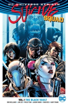 G - Mar - Suicide Squad The Black Vault Vol 1
