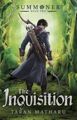 CB - C - May - The Summoner The Inquisition