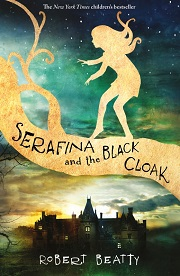 CB - C - Serafina and the Black Cloak