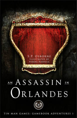 CB - SB - May - An Assassin in Orlandes