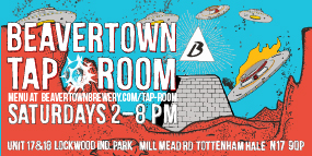 Beavertown Brewery Saturday