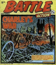 CA - LBF - PM - Charlie's War cover