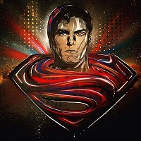 CP - PDS - Superman, Christopher Reeve