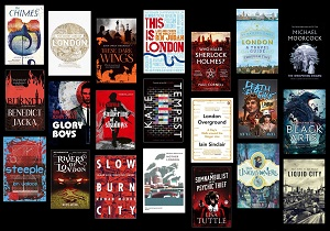 Extraordinary London Books Jan-Jun 16