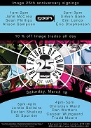 LE - Mar - Image Comics 25th Anniversary Signing Day