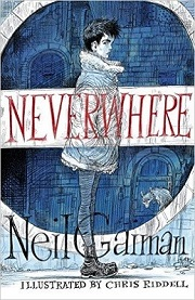 CB - Jul - Neverwhere (Illustrated)