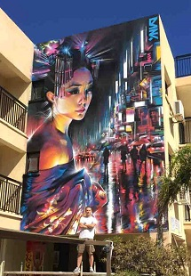 CP - Dan Kitchener - Ayia Napa Street Art Festival March 2016