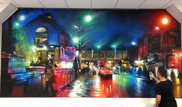 CP - Dan Kitchener - Camden Lock