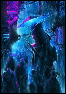 CP - Dan Kitchener - Future Samurai