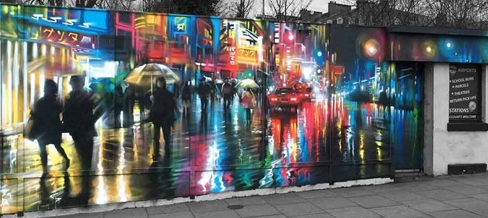 CP - Dan Kitchener - Liquid Lights, Tufnell Park