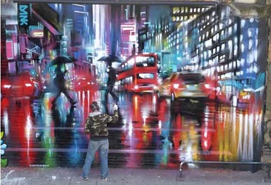 CP - Dan Kitchener - London Calling - for London Calling blog