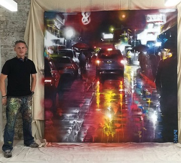 CP - Dan Kitchener - Temple Street Hong Kong - Clerkenwell Design Week - Milliken - May 2016
