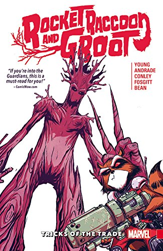 CG - Ma - Aug - Rocket Raccoon and Groot Vol 1