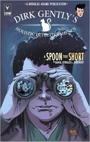 CG - Sep - Dirk Gently's Holistic Detective Agency A Spoon too Short