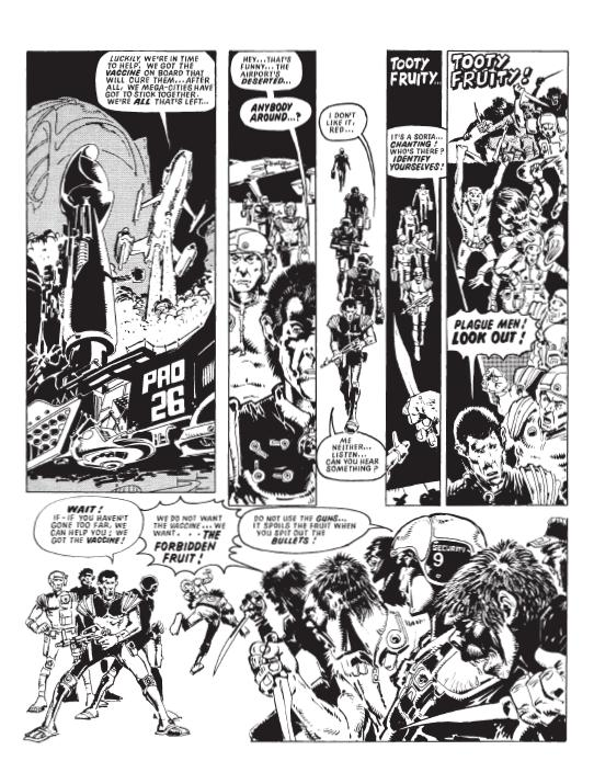 Judge Dredd The Cursed Earth P3