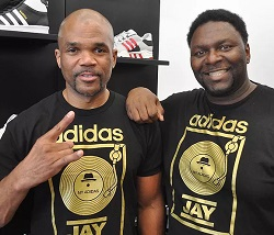 DMC - Clicks Darryl McDaniels and Eric James