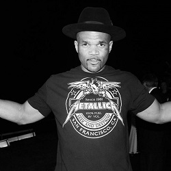 Darryl McDaniels by shoutoutny (Instagram)